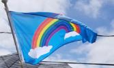 Hope Rainbow Flag