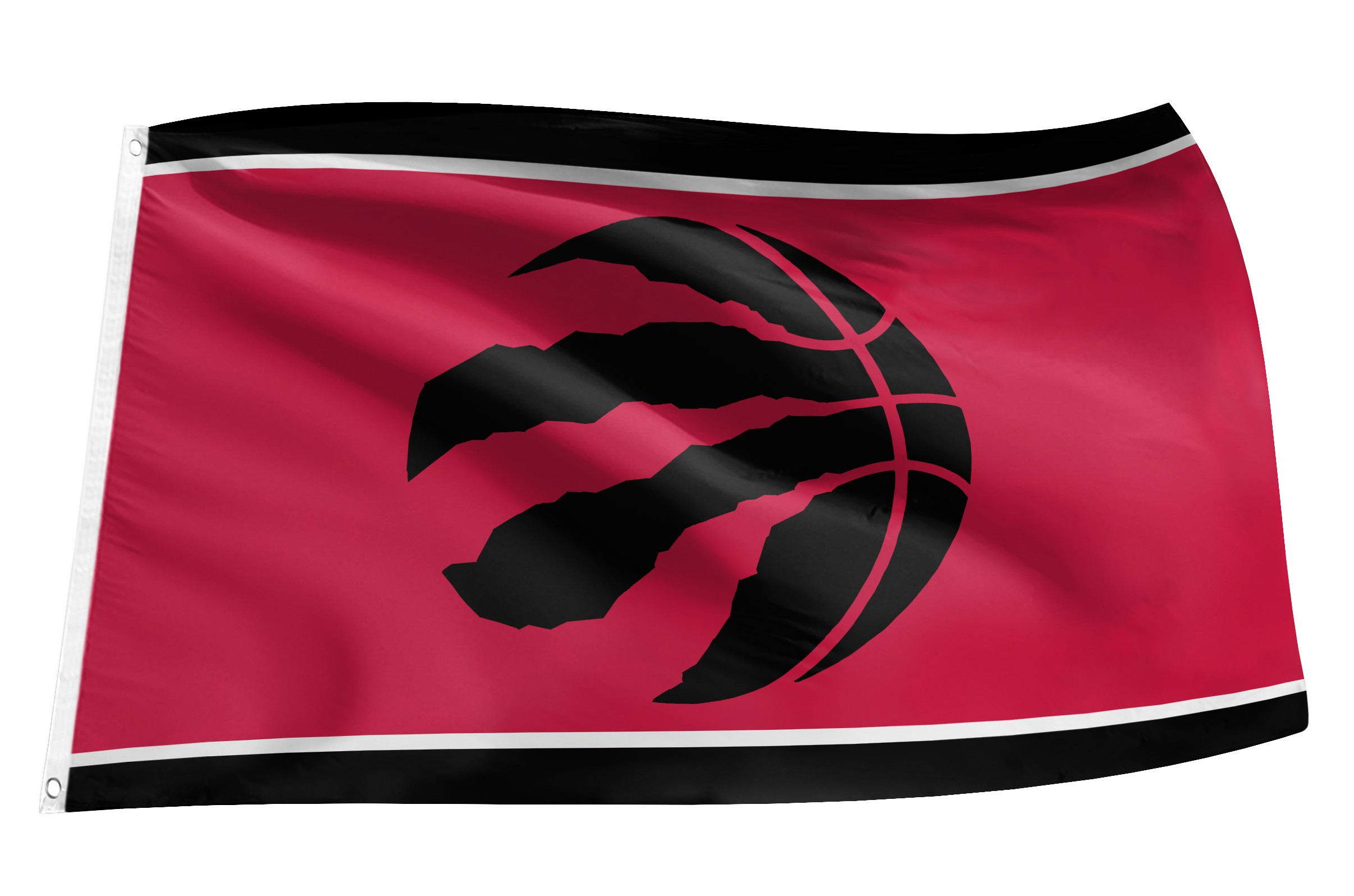 Toronto Raptors Flag with Grommets