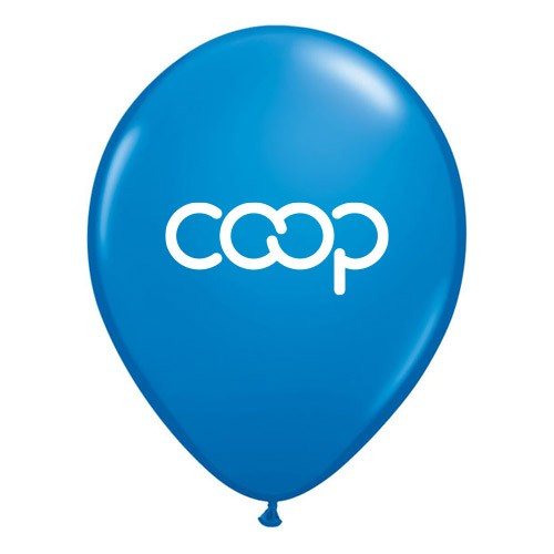 Co-op Balloon, Blue