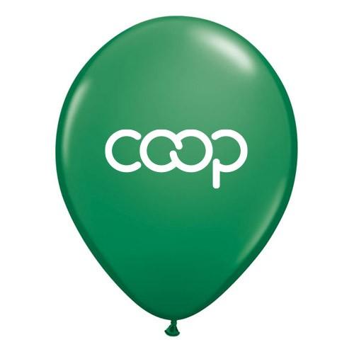 Co-op Balloon, Green