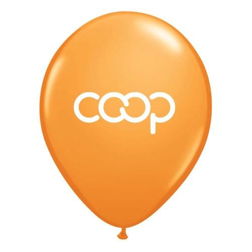 Co-op Balloon, Orange