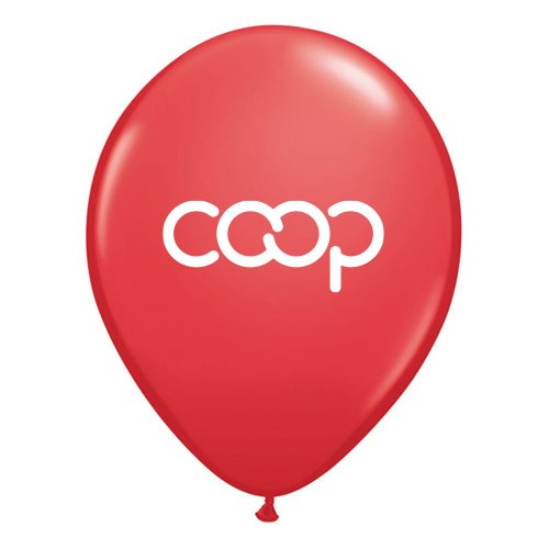 Co-op Balloon, Red