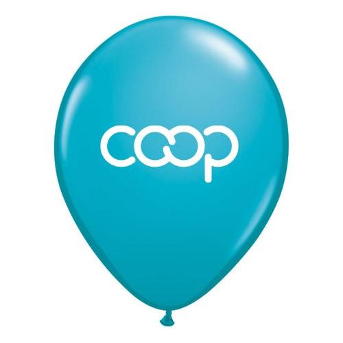 Co-op Balloon, Turquoise