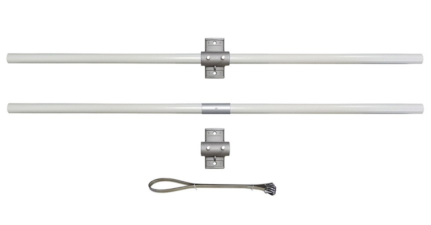 Avenue Banner Hardware - Double 24