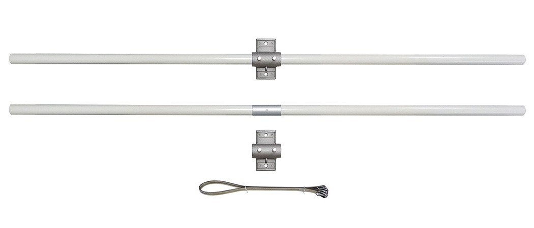 Avenue Banner Hardware - Double 30