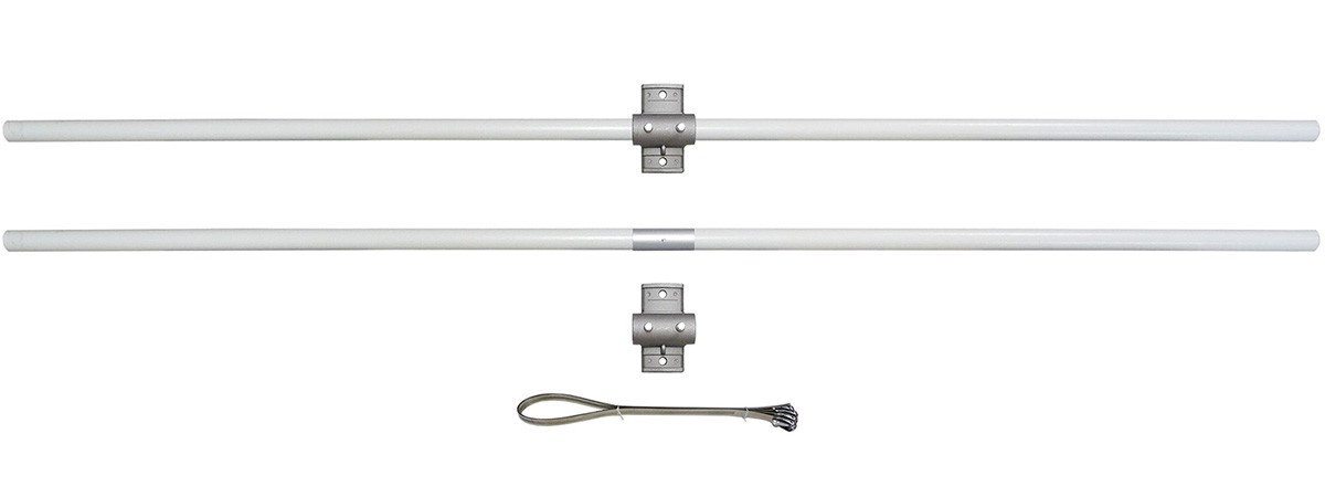 Avenue Banner Hardware - Double 36