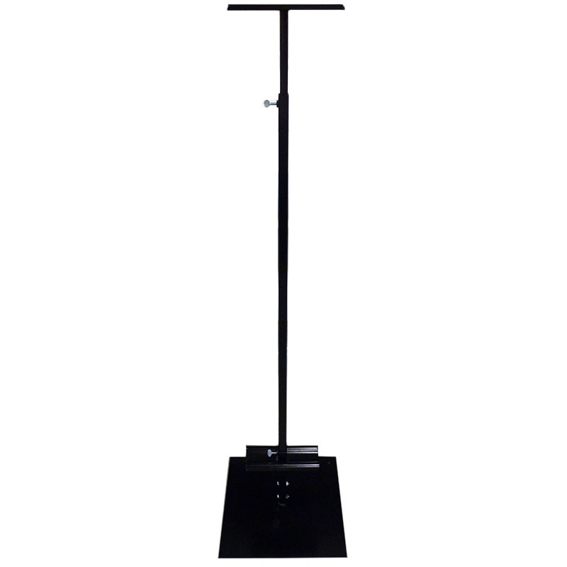 Global Banner Stand, Black.