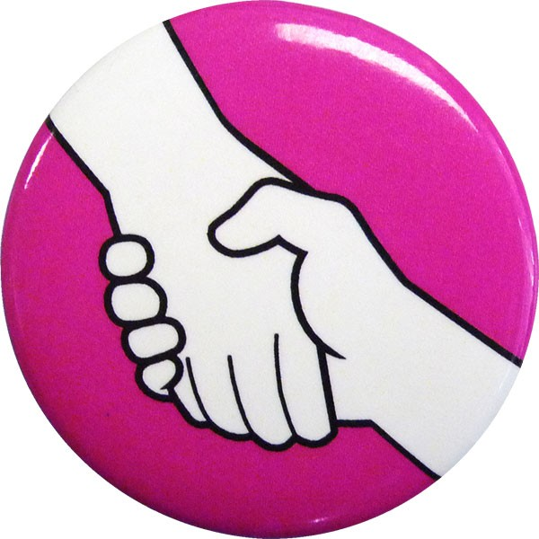Anti-Bullying Round Buttons