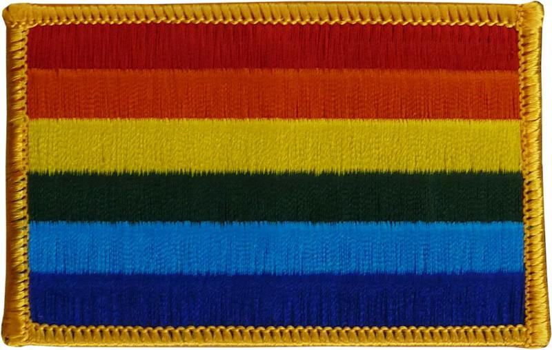 """Pride 2.5""""x3.5"""" Crest"""