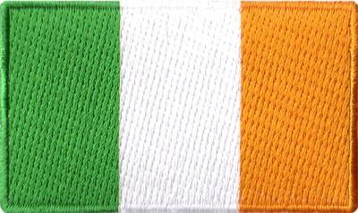 "Ireland 1.5""x 2.5"" Crest"