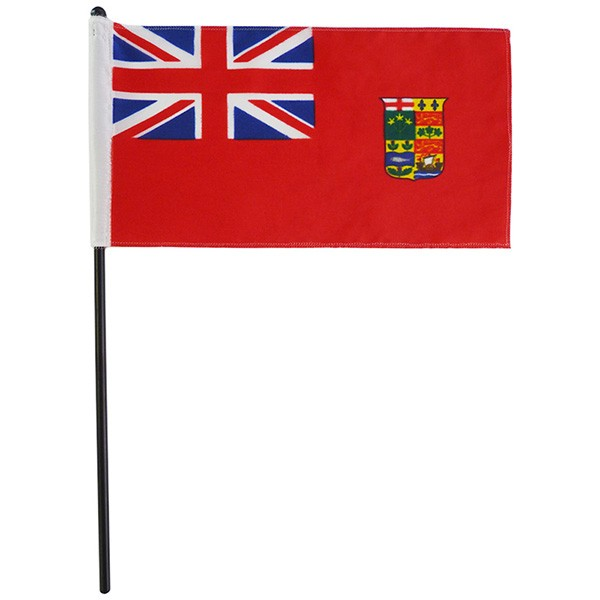 Canadian flag during ww2