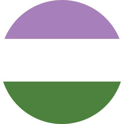 Genderqueer Buttons