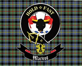 Macleod of Harris Clan