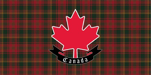 Maple Leaf (Canada) Tartan
