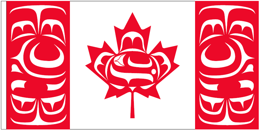 Canadian Native Flags