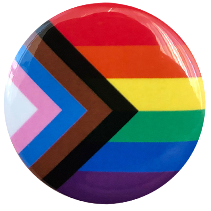 Inclusive Pride Buttons