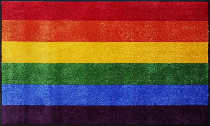 Pride Logo Mat