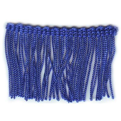 "2"" Royal Blue Fringe"