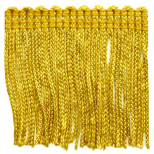 "2"" Spanish Yellow Fringe"