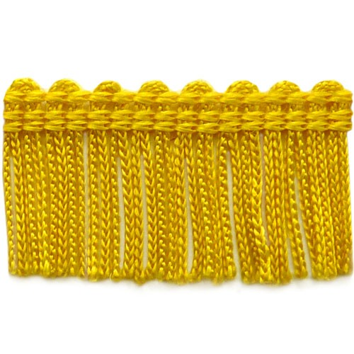 "1"" Spanish Yellow Fringe"