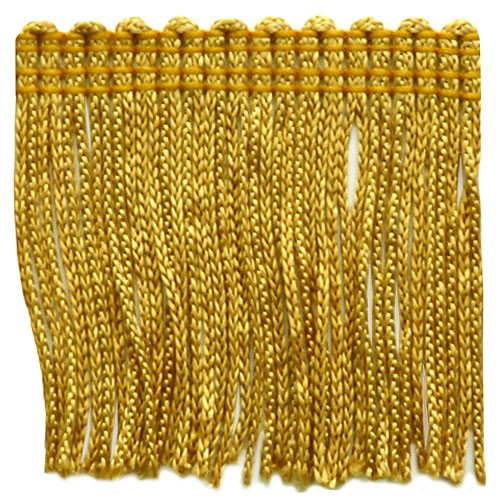 "2"" Whiskey Gold Fringe"