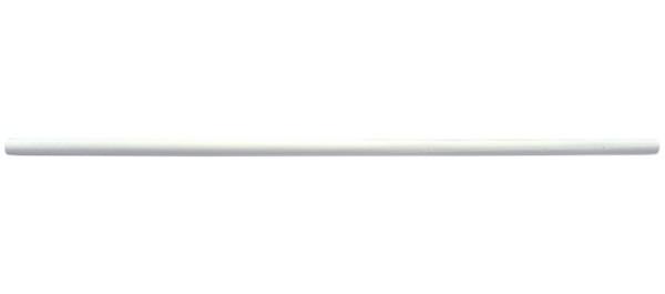 "9"" White Paper Stick"