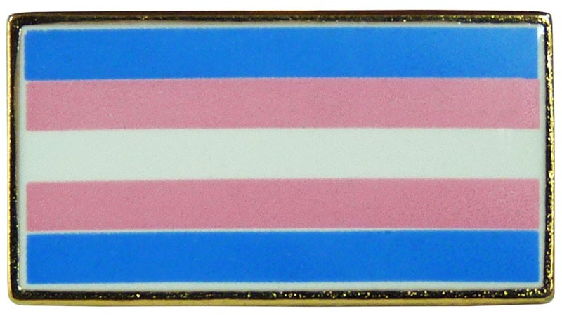 Transgender Lapel Pins