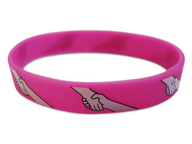 Anti-Bullying Silicone Bracelet