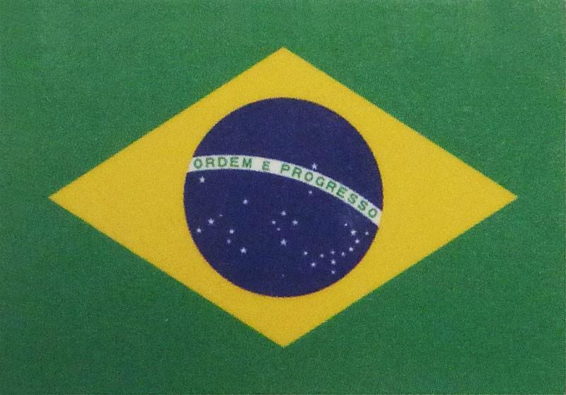 """Brazil Tattoos, 1.5"""" x 2"""""""