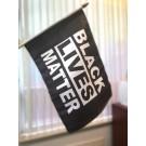 Black Lives Matter - 12x18 Stick Flag