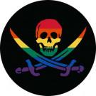 Pride Pirate Buttons