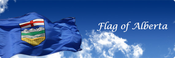 Alberta Flags, Flag of Alberta, Heritage Day