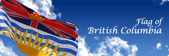 BC Flags, Flag of British Columbia, BC Day