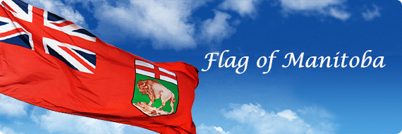 Manitoba Flags, Flag of Manitoba