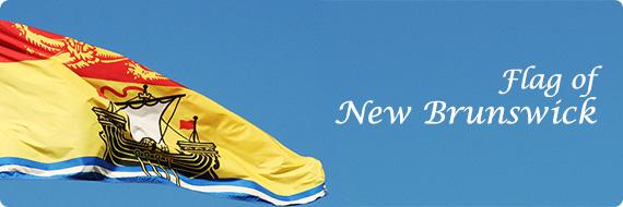 New Brunswick Flags, Flag of New Brunswick, NB Flag