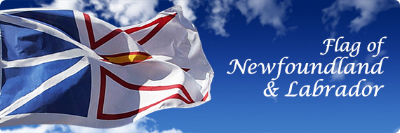 Newfoundland Flags, Flag of Newfoundland and Labrador, Newfoundland and Labrador Flag