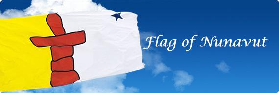 Nunavut Flags, Flag of Nunavut