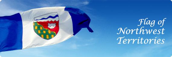 Northwest Territories Flags, Flag of Northwest Territories, NWT Flag