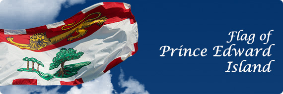 Prince Edward Island Flags, Flag of Prince Edward Island, PEI Flag