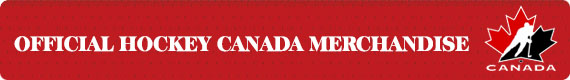 Hockey Canada Licensed Merchandise